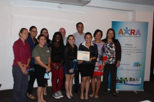 May 2015 General Meeting: Presentation of the National Youth Engagement Study 2015 by the Students of the University of Aruba